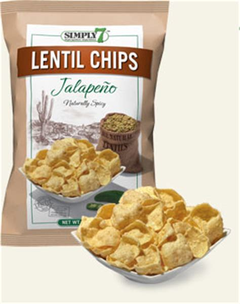Simply7 Lentil Chips White Cheddar the kerrie show simply 7 snacks review