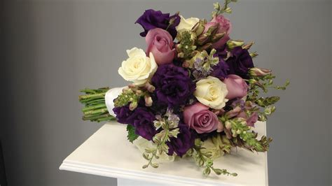 Purple Wedding Bouquets by The Gallery For Gt Lavender Spray