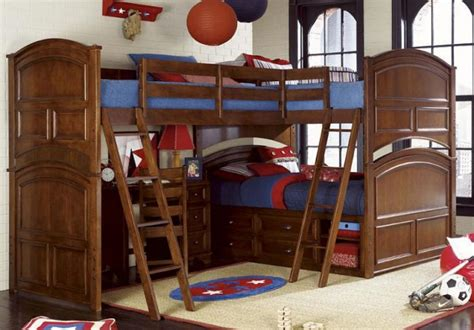 bunk beds with 3 beds 3 in 1 bunk beds popideas co