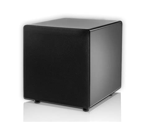 home theater subwoofer ps88 home theater subwoofer dual woofer compact design