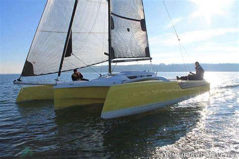 catamaran sailboat dimensions dragonfly 25 sport quorning boats sailboat