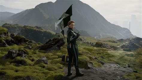 lea seydoux death stranding wallpaper death stranding could be a ps5 game reckons analyst