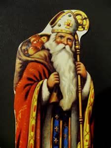Quelle est la difference entre saint nicolas le p 232 re noel et santa