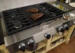 Jenn Aire Cooktops Pro Style Cooktops With Grills Kitchenology Blog