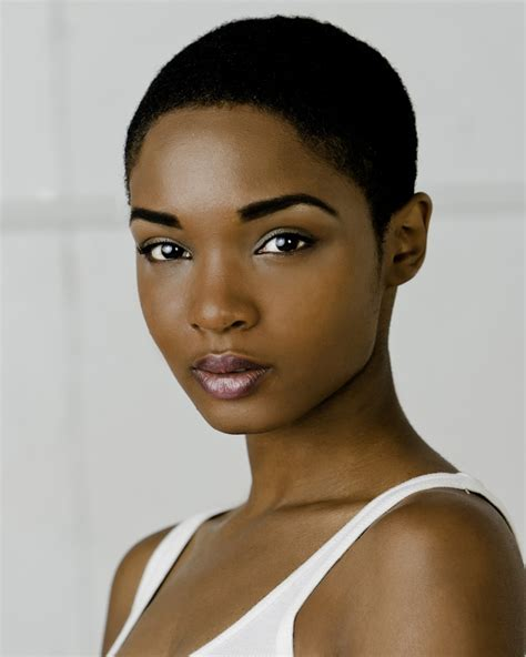 black women low cut hair styles boy cut short black women haircut thirstyroots com