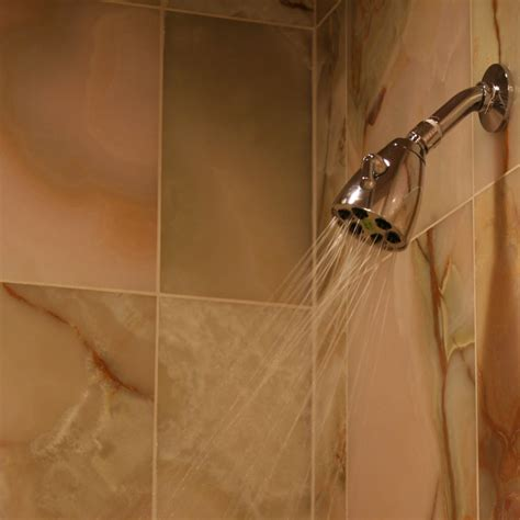 practical sustainability change to low flow shower heads sunset green home