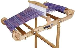 Rug Display Stand Kromski 32 Quot Stand For Harp Rigid Heddle Loom Weaving