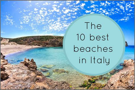 italy best beaches 28 best places in italy with beaches italy s best