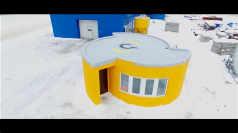 3d printed house apis cor 3d printed house inquirer technology