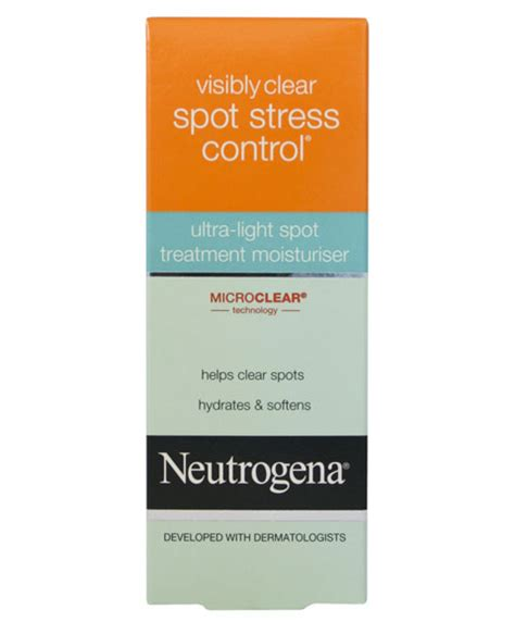 neutrogena light spot treatment johnson and johnson neutrogena neutrogena spot stress