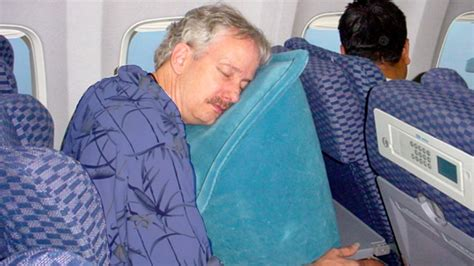 Sky Rest Travel Pillow by 404 Not Found