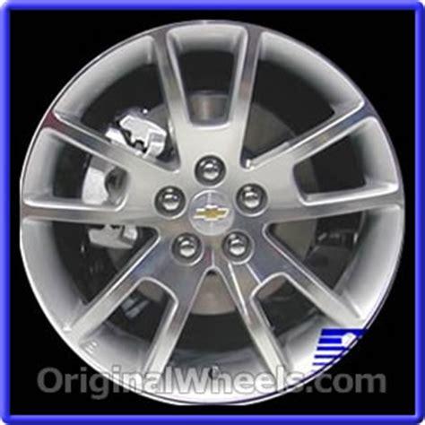 oem 2010 chevrolet malibu used factory wheels from