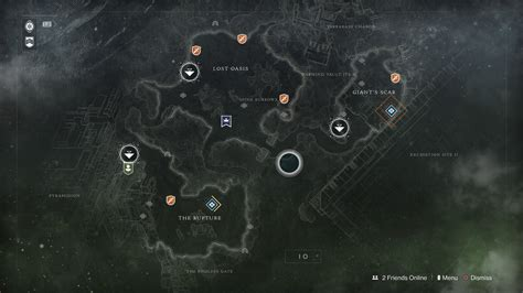 io map destiny 2 lost sector locations guide all lost sector
