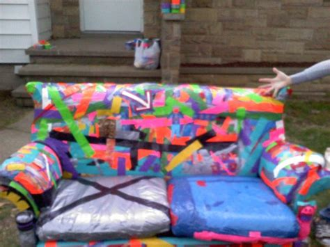 duct tape couch 1000 images about diy on pinterest upholstery