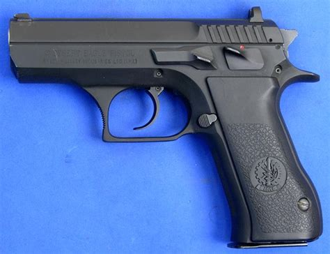 magnum research  baby desert eagle compact mm semi