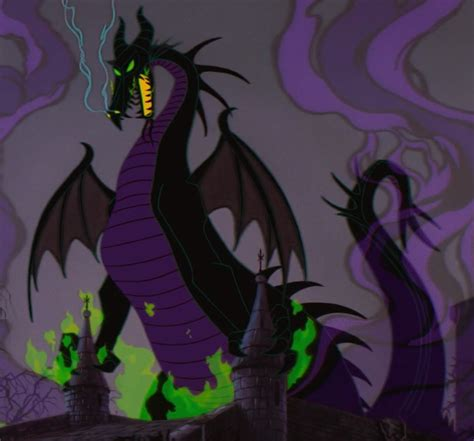 dragon maleficent maleficent dragon disney villains and
