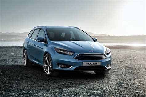 Ford Focus Wagon by Ford Focus Wagon 2015 авто фото