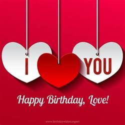 Happy Birthday Wishes To Lover Images My Most Precious Feelings Unique Romantic Wishes For My