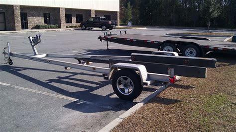 boat trailer tires savannah ga wesco single axle aluminum trailer 19 22 700 sold the