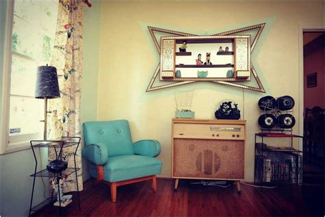 wohnzimmer vintage bild vintage einrichtung wohnzimmer mit t 252 rkis st 252 hle