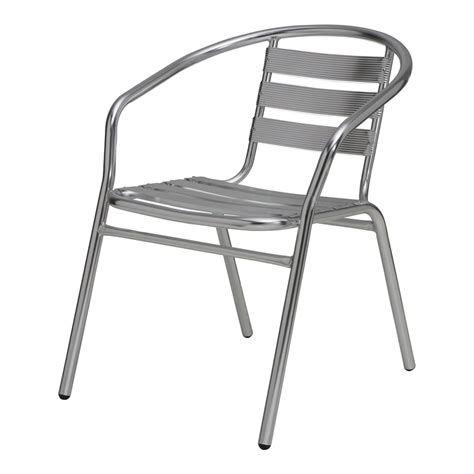 Aluminum Bistro Chairs Mimosa Aluminium Bistro Chair Bunnings Warehouse