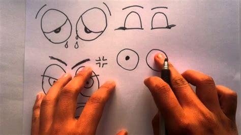 imagenes de ojos expresivos dibujar ojos expresivos aprender a pintar youtube