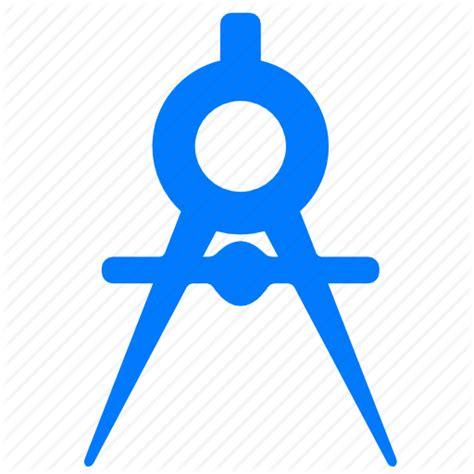 icon design engineers applications apps blue compasses design development
