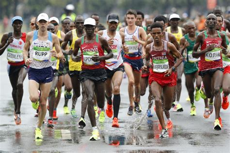 jordanian olympic marathon runner beaten by stray