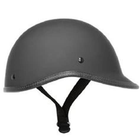 design polo helmet ultra slim profile fiberglass matte black polo motorcycle