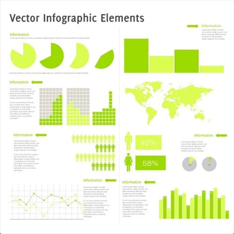 infographics templates 25 unique and free infographic templates