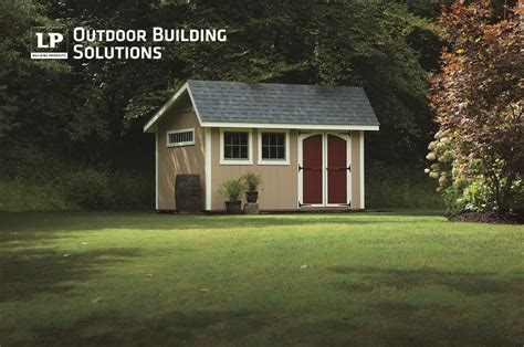 Do You Need A Permit For A Shed by Our Lp 174 Shed Outdoor Building Solutions