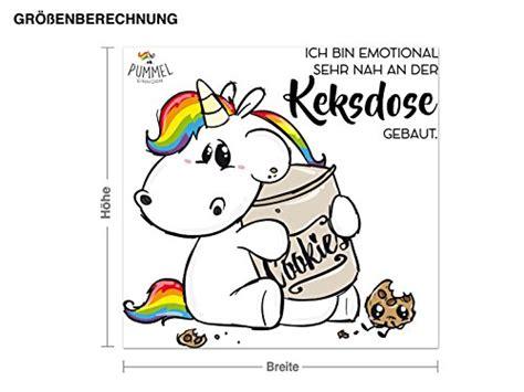 Autoaufkleber Pummeleinhorn by Wandtattoo Pummeleinhorn Emotional 0 1 187 Einhorn Love