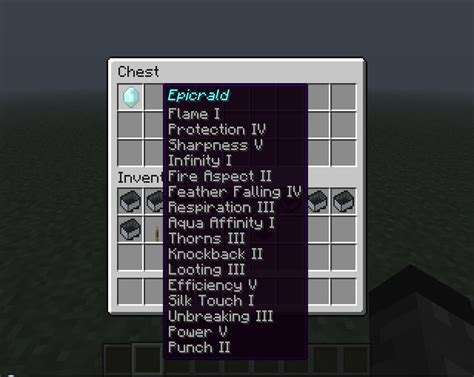 enchanting books 1 4 6 item enchanted book minecraft