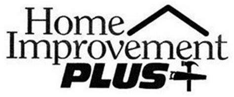 home improvement plus trademark of new south federal