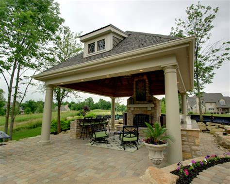 outdoor pavillon outdoor pavilion traditional porch columbus by rta