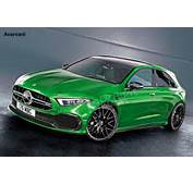 2018 Mercedes AMG A 45 To Be Worlds Most Powerful Hot