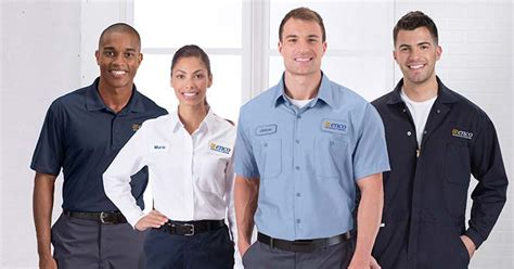 Uniforms & Work Apparel