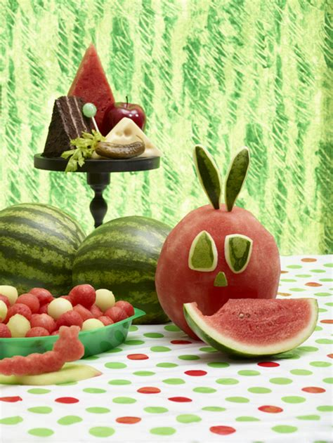 carved watermelon ideas  idea room
