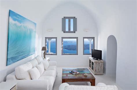 Master Bedroom Decor From Bakery To Villa Gaia Discovering Santorini S New