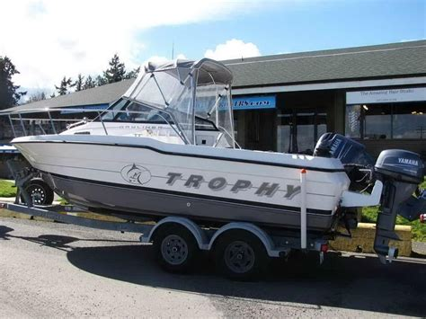 used trophy boats for sale in bc 1994 bayliner trophy power new and used boats for sale