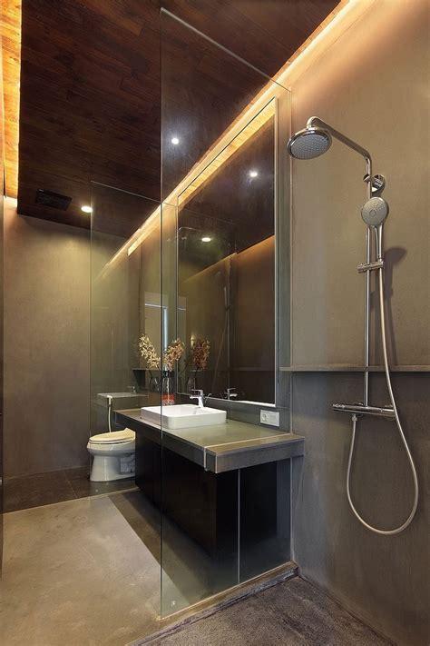 Badezimmer Mit Trennwand by 83 Ideen F 252 R Indirekte Led Deckenbeleuchtung Lichteffekte