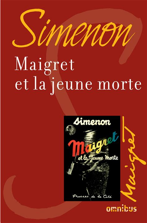 ebook maigret et la jeune morte maigret por georges simenon 7switch
