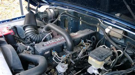 Jeep J20 Diesel You To See This 6bt Cummins Turbo Diesel Jeep J20