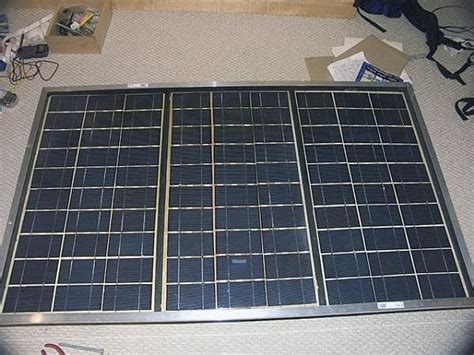 how to build a solar array how to make solar panels with pictures ehow