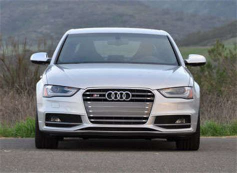audi s4 review 2013 2013 audi s4 road test and review autobytel
