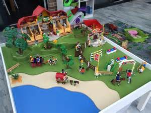 Lack Table Hack 1000 id 233 es sur le th 232 me playmobil sur pinterest jouets