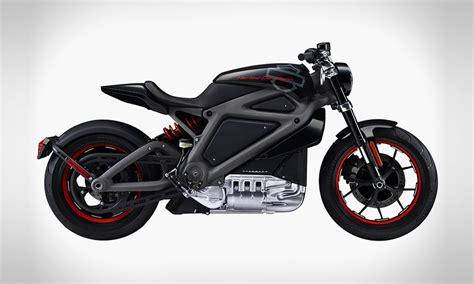 Trellis Menu Harley Davidson Unveils Livewire Electric Motorcycle