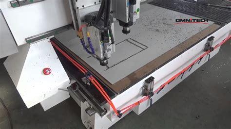 Router Acp Omni 2040 Cnc Router Process Acp Aluminum Plastic