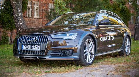 Audi A6 Allroad 3 0 Tdi Quattro Test by Audi A6 Allroad C7 3 0 Tdi Quattro Konkretne Kombi Test