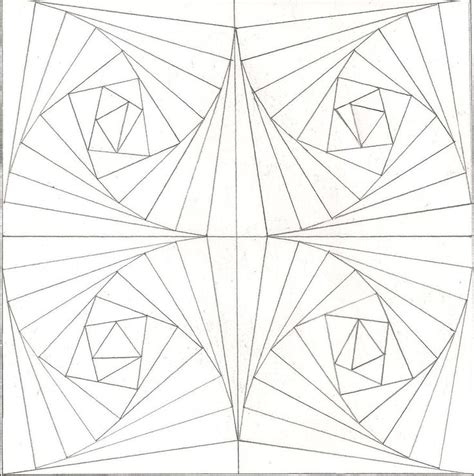 mosaic pattern worksheets funny free printable free printable optical illusions